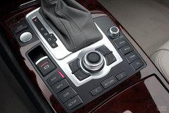 奥迪A6L2.4L 舒适型中控台图片