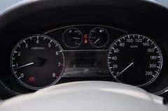 日产骐达2011款 1.6 CVT智能型仪表板图片