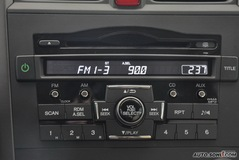 本田CR-V2.0L 自动 经典版中控台图片
