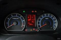奔腾B501.6L 手动 尊贵型仪表板图片