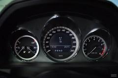 奔驰C级C 200 CGI 时尚型仪表板图片