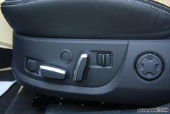 奥迪A8L6.0L quattro 至尊旗舰型座椅调节图片