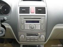 帝豪EC71.8L 手动 豪华型中控台图片