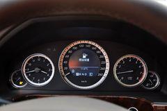 奔驰E级E200 CGI优雅型(进口)仪表板图片