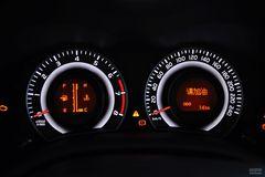 丰田卡罗拉2.0L GLX 手动仪表板图片