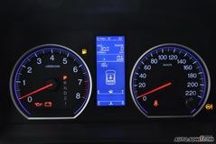 本田CR-V2.0L 自动 经典版仪表板图片