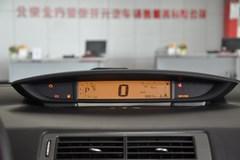 雪铁龙世嘉三厢1.6L 自动 时尚型仪表板图片
