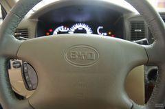 比亚迪F3新白金版智能型 GLX-i NAVI方向盘图片