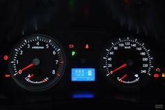 帝豪EC82.0L 自动 舒适版仪表板图片