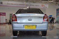 雪铁龙爱丽舍三厢1.6L 自动 科技型正后图片