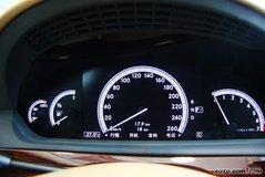 奔驰S级S 350L 豪华型仪表板图片