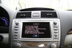 丰田凯美瑞240V G-Book智能领航版中控台图片