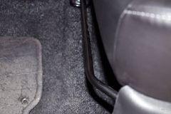 铃木吉姆尼1.3L 自动 双色导航版座椅调节图片