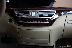 奔驰S级S 350L 豪华型中控台图片