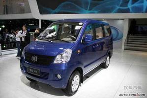 佳宝V80推1.5L/V80L车型 售4.39-5.29万
