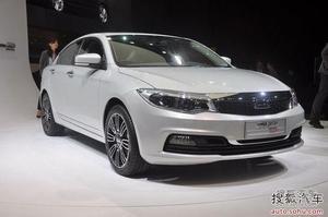 观致3将于广州车展上市 5款新车/13-18万