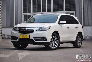 讴歌全新MDX广州车展上市 预售70-80万元