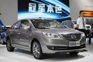 力帆720 1.5L广州车展上市 预计售6.5万!
