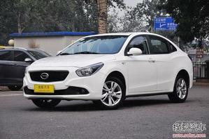 广汽传祺紧凑SUV于明年上市 预售9-12万