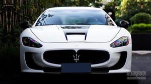 动力提升约110千瓦 玛莎拉蒂GT动力改装!