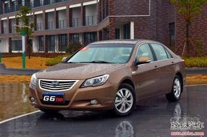 比亚迪G6 DCT版31日上市 提速响应更迅猛