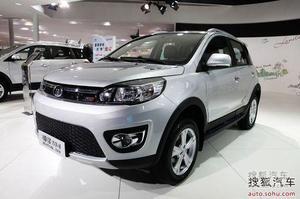 长城哈弗M4将于5月23日上市 预计售5-8万