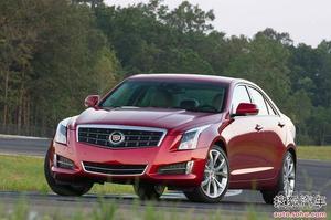 凯迪拉克ATS推4款车型 售价30.8-43.8万