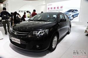 众泰Z300预计售6.29-6.99万元 近期上市