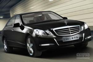 奔驰2012款E级轿车上市 售43.8-74.9万元