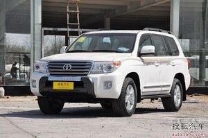 丰田新款兰德酷路泽上市 售76.5-115.9万