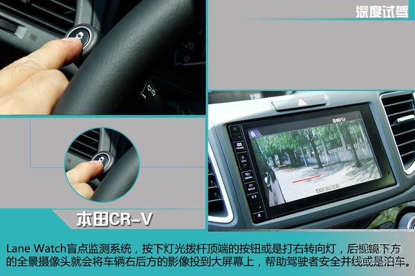 更加贴近国人需求 东风本田CR-V深度试驾