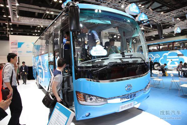 2014年北京国际道路运输车辆展(北京客车展)