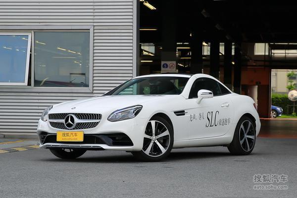 新款奔驰SLC正式上市 售55.5-68.3万元