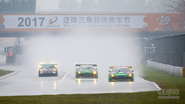 泛珠三角超级赛车奥迪R8