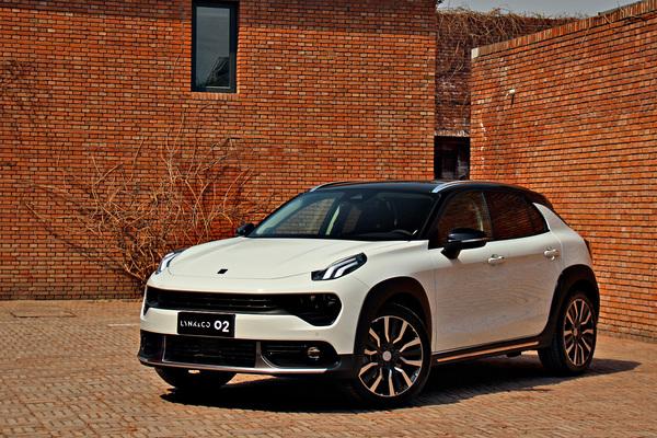 定位个性紧凑型SUV 领克02将于6月正式上市
