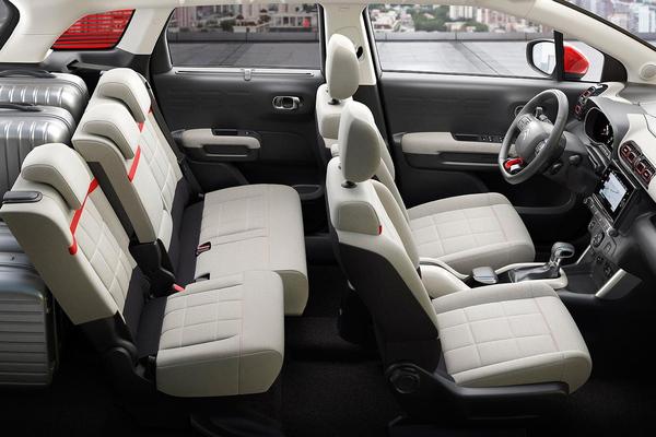 2018年国产 雪铁龙全新小型SUV官图发布