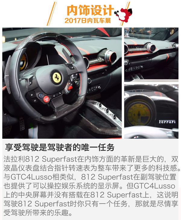 法拉利 812 Superfast 壁纸 图解 图片