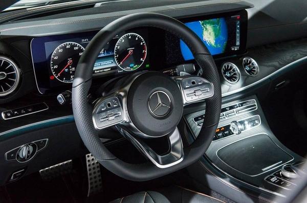 2017洛杉矶车展:全新奔驰CLS正式发布