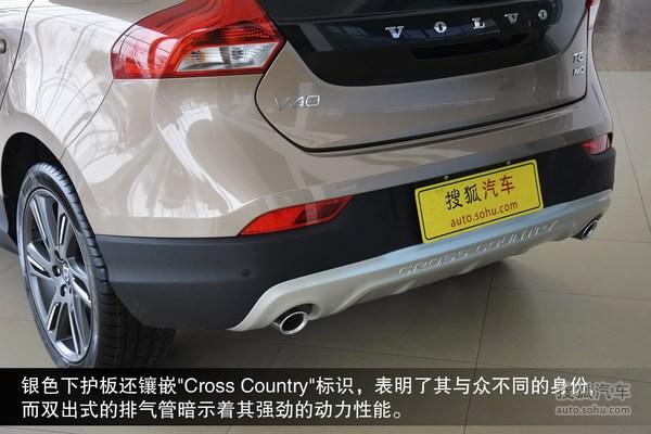 沃尔沃 V40 Cross Country 实拍 图解 图片
