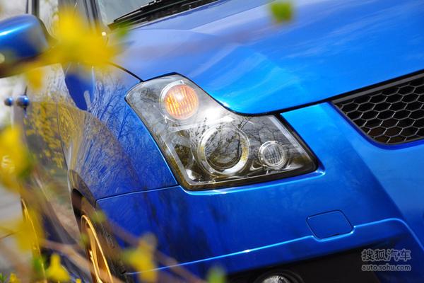 满足男人的STI梦 居家小车雨燕超正改装!