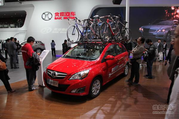 北京汽车 E150 EV 实拍 其它 图片