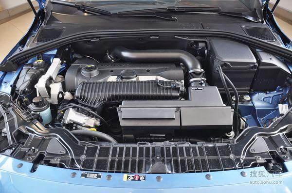 沃尔沃 V60 实拍 底盘/动力 图片