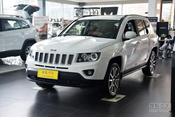 [天津]jeep指南者现车充足 最高降2.52万