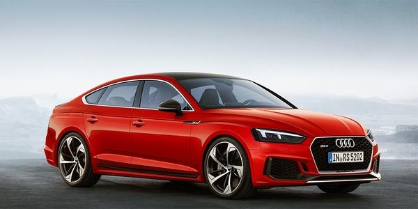 奥迪RS 5多车假想图曝光 或登陆国内市场