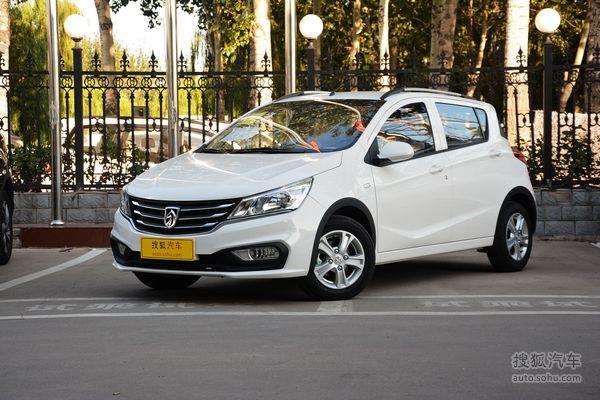 宝骏310新增1.5L+5MT动力 或售4万元起
