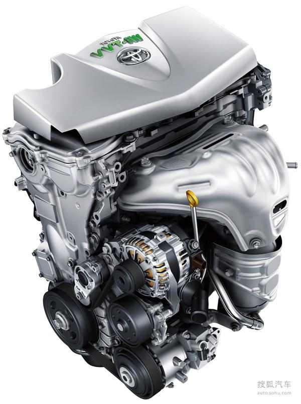 坚持平衡设计 凯美瑞2.0l发动机技术解析