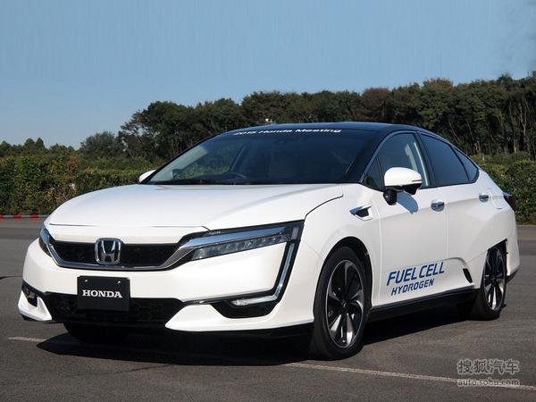 本田通用合作生产氢燃料电池