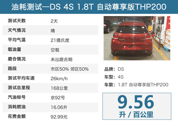 DS 4S 实拍 图解 图片