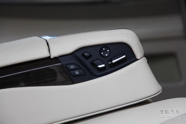 宝马7系后排座椅 -宝马7系汽车图解高清图片