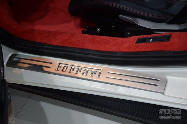 法拉利 488 实拍 其它 图片